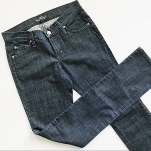 James Jeans Cured by Seun Dark Wash NWOT